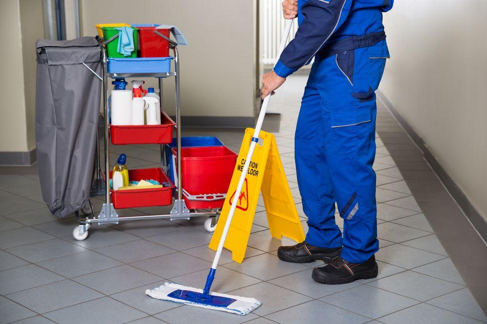 Mantén limpio tu entorno laboral