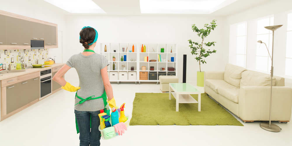 Sigue manteniendo tu casa limpia gracias a Internet