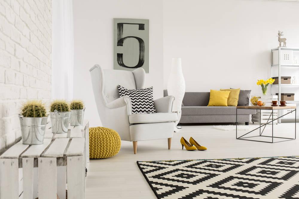 Muebles y decoración en la red