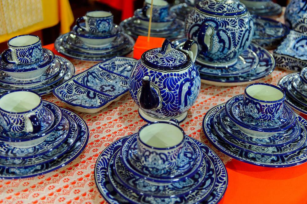 Consigue cerámica de toda la vida