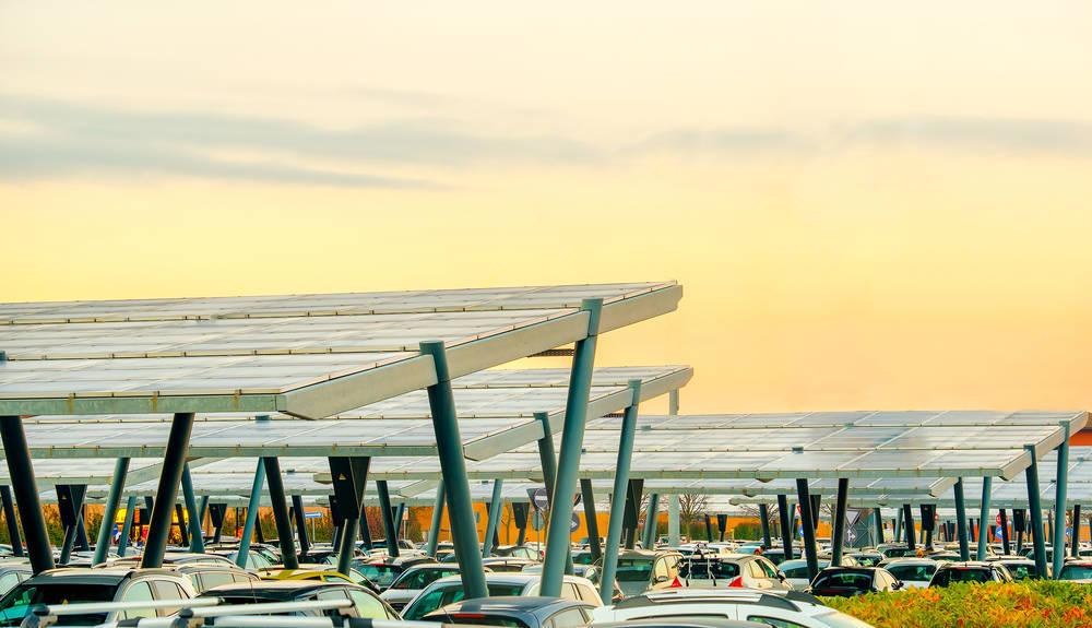 La Energía Solar también llega a los Parking