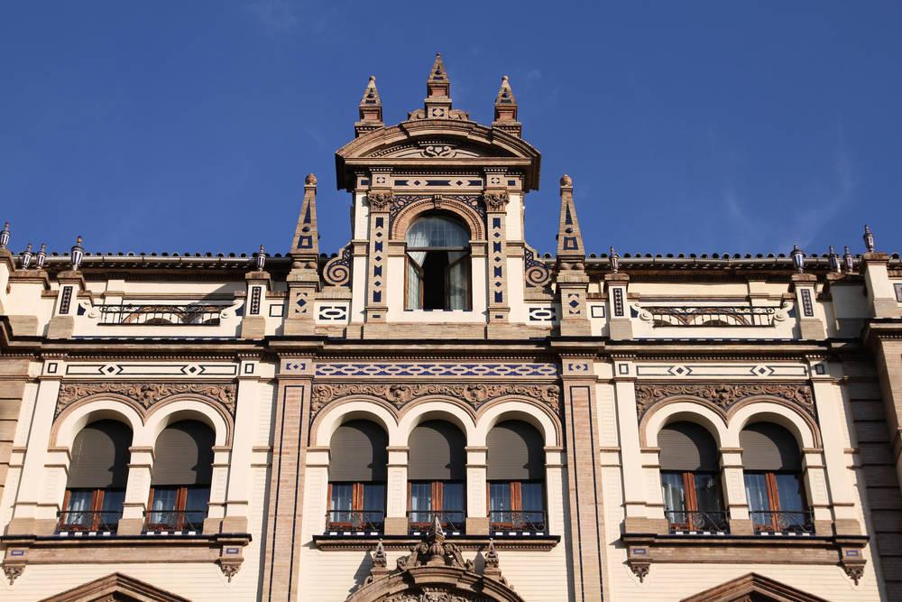Al mejor hotel de Sevilla puedes hallarlo por Internet