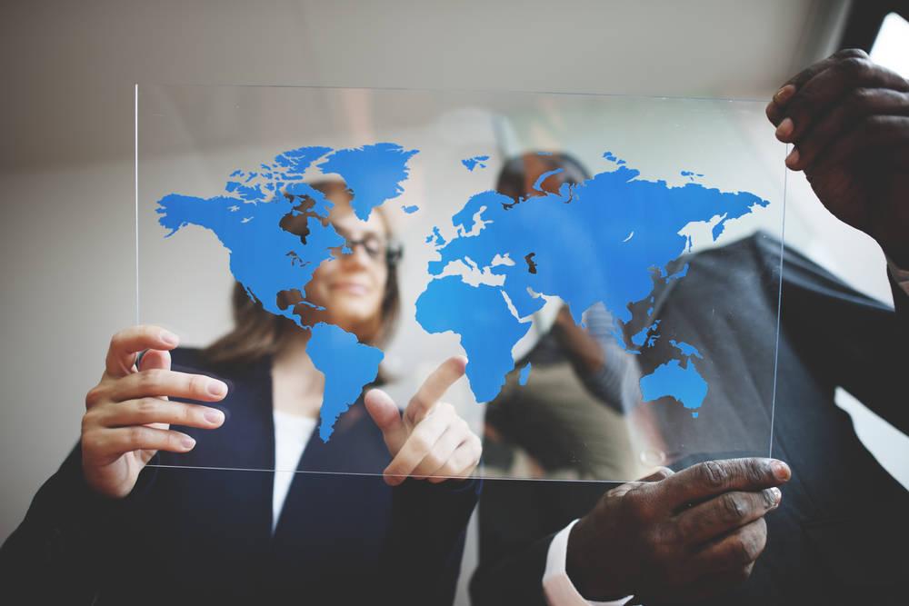 El comercio con el extranjero