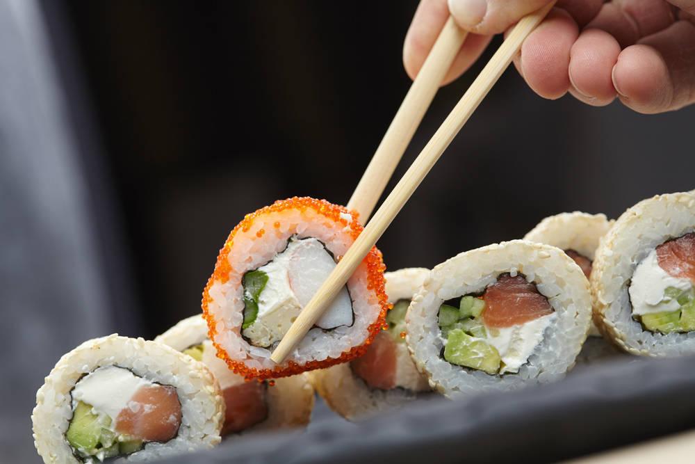 Los múltiples beneficios del sushi
