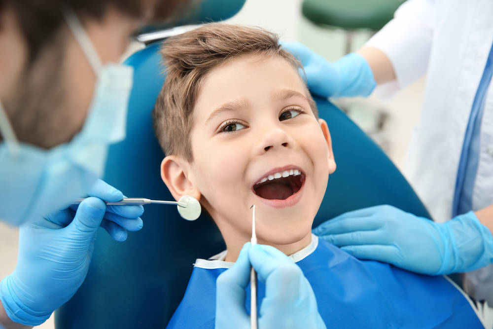 ¿Cuáles son los tratamientos dentales más comunes en los niños?