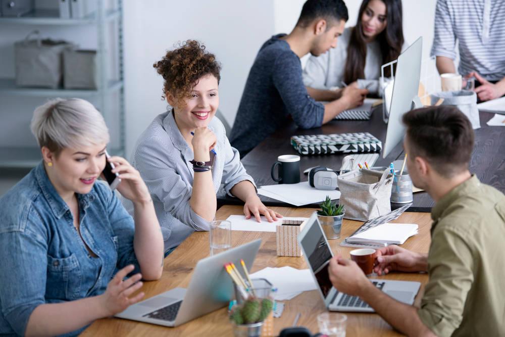 El coworking es la solución para tu empresa