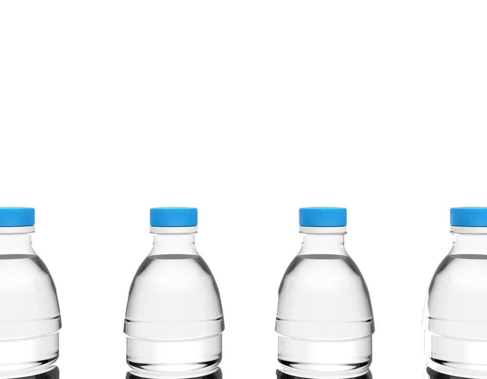 Las botellas de plástico en la actualidad