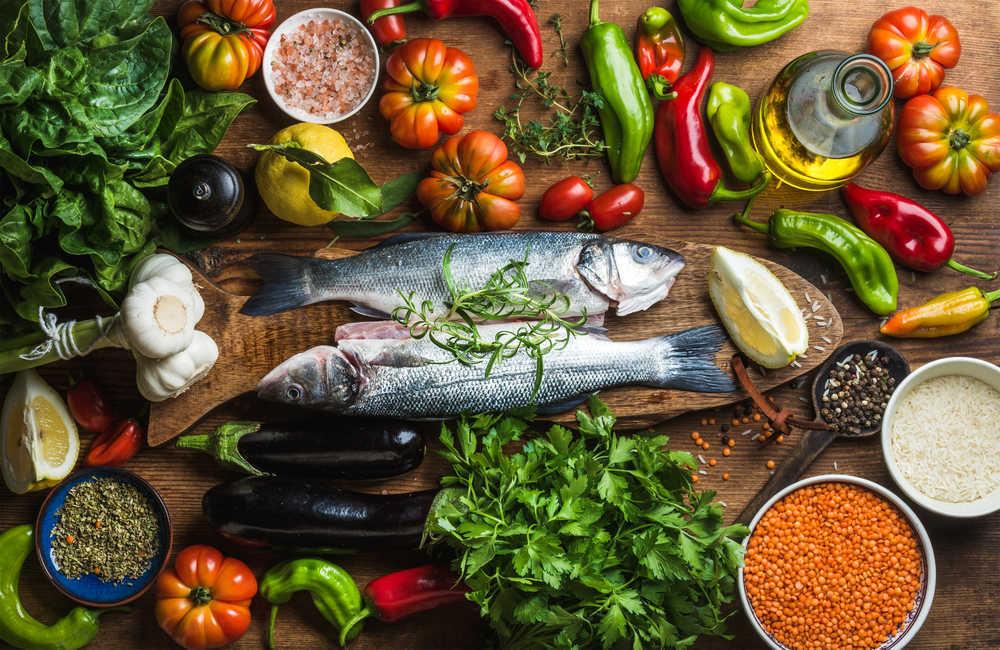 Comprar productos de la dieta mediterránea es salud