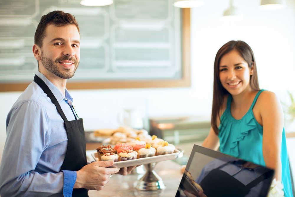 Los pequeños negocios de alimentación también tienen su oportunidad gracias a Internet
