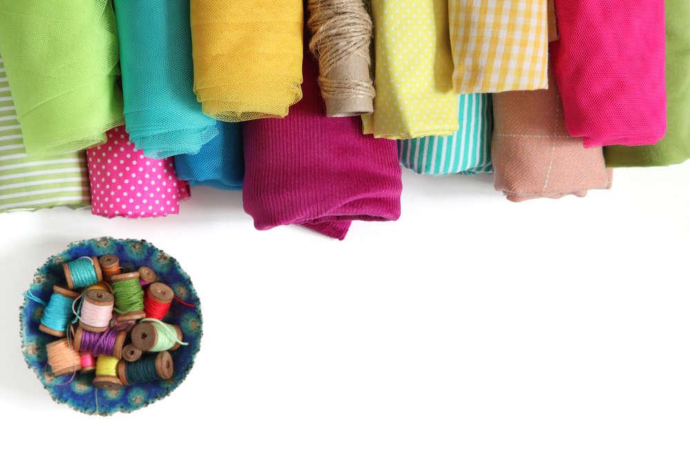 En confección, ¿cómo debemos elegir las telas?
