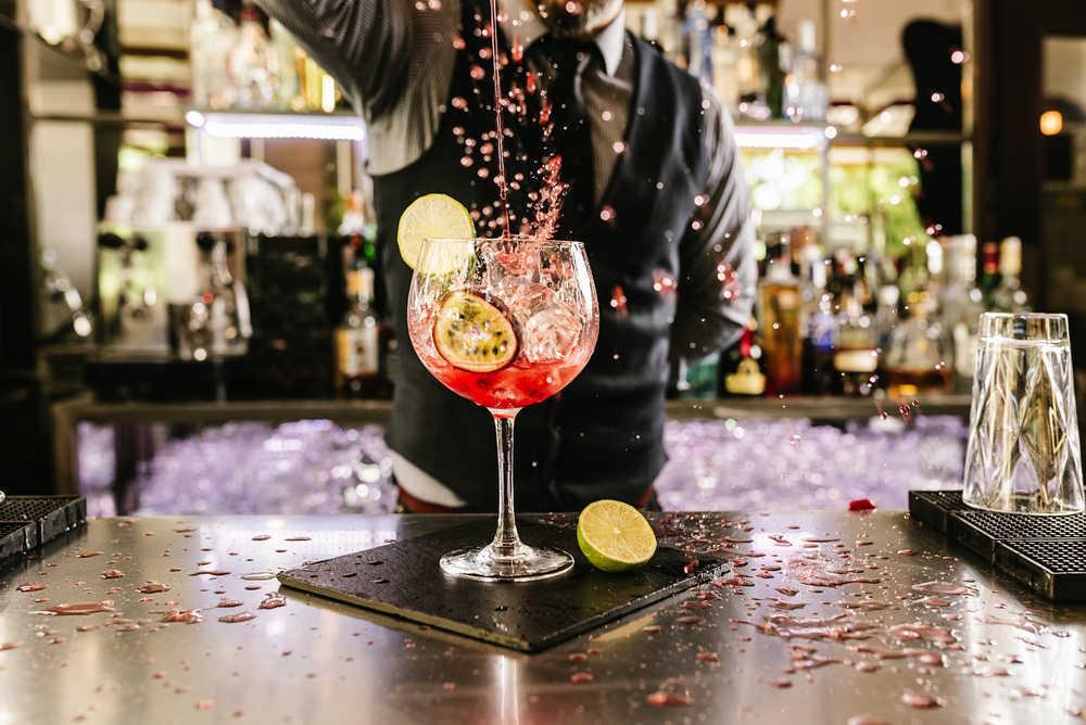 Lista de compras para el bartender amateur